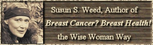 Breast Health Website Breast Cancer Prevention by Susun Weed